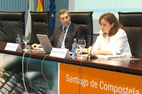 Pablo Figueroa Dorrego Director da Escola Galega de Administración Pública - Xornadas sobre A Modernización da Administración Autonómica de Galicia